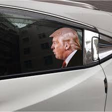 2020 Trump Presidential Election Car Window Sticker Passenger Side Window Left 1 Walmart Com Walmart Com