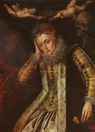 elizabeth i and possible causes