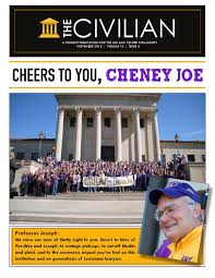 LSU Law - The Civilian, November 2015 by The Civilian LSU - issuu