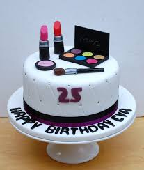how to make makeup set cake saubhaya