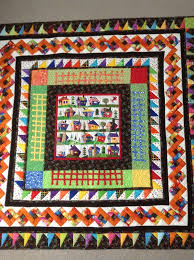 Featured Member Quilts August 5 Morning 24 Blocks
