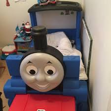 thomas the tank engine bed and bedroom
