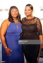 Wanda Johnson and Octavia Spencer arrive at the premiere of The ...
