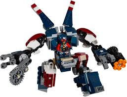 Mua đồ chơi LEGO 76077 - Iron Man đại chiến Người Máy Detroit Steel (LEGO  Marvel Super Heroes 76077 - Iron Man: Detroit Steel Strike… | Lego marvel,  Detroit, Heroes
