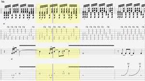 Jack Johnson - Upside Down / Guitar Tab ...