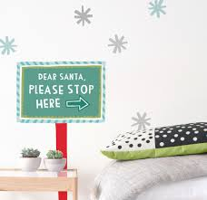 Dear Santa Please Stop Here Mejmej