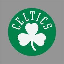 Boston Celtics 7 Nba Team Logo Vinyl Decal Sticker Car Window Wall Cornhole Ebay