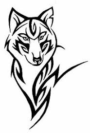 Wolf Tribal Sticker Decal For Car Trailer 4wd Ute Brand New Ebay