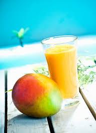 carrot papaya mango smoothie all
