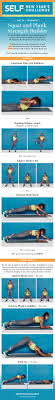 upper body dumbbell strength workout self