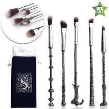 5pcs harry potter makeup brush magic