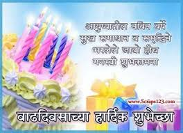 marathi birthday pics images for facebook page