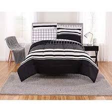 com 7 piece modern chic bed in