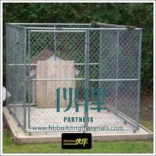 Fencing Supplies Produce Chain Link Fence Used For Dog Runs Dog Kennels Dog Cages For Sale Dog Kennel Dog Run Dog Cage Manufacturer From China 106393691