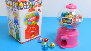 gumball machines candy grabber toys