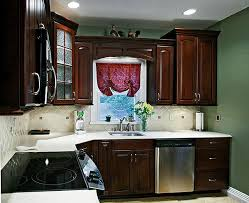 what paint colors look best with cherry