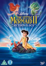 The Little Mermaid II - Return to the Sea DVD (2014) Jim Kammerud cert U  5017188881333   eBay