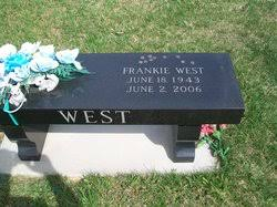 Frankie West (1943-2006) - Find A Grave Memorial