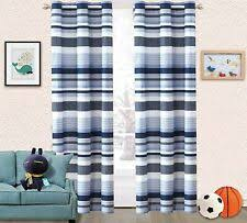 Boys Bedroom Curtains Products For Sale Ebay