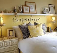 the bed beach themed decor ideas