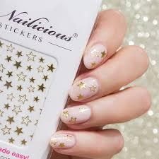 Super Star Nail Stickers Sonailicious Boutique