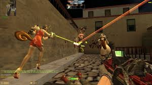 Counter Strike Online Zombie Hero Mode ...