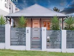 Sold Price For 92 Lower Cairns Terrace Paddington Qld 4064 Fence Design Modern Fence Design House Fence Design