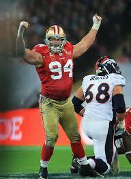 Justin Smith Photos Photos: Denver Broncos v San Francisco 49ers | 49ers,  San francisco 49ers football, 49ers players