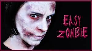 zombie makeup tutorial silvia