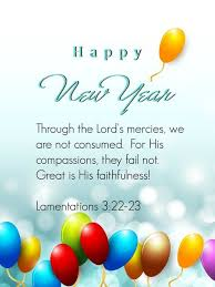 happy new year new year bible quotes prayer for today