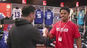 Sterling Shepard - Modell's Undercover ...