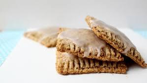 pop tarts with brown sugar and cinnamon