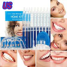 10ml gel teeth whitening bleaching
