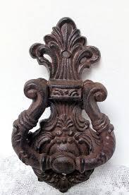 old french art deco door knocker