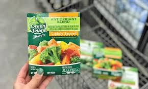 green giant steamers frozen veggies