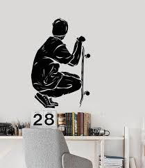All Wall Vinyl Decals Tagged Skateboard Wallstickers4you