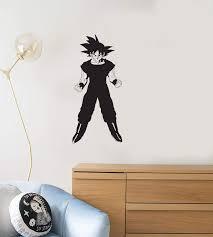 Vinyl Wall Decal Dragon Ball Z Anime Manga Cartoon Child Room Interior Wallstickers4you