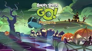 Angry Birds Go! - NEW Halloween Update! - Best App For Kids ...