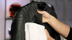 how to clean and condition leather gear