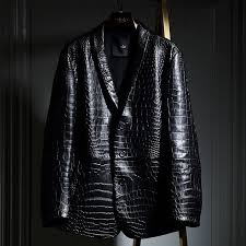 alligator leather jackets so expensive