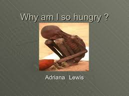 Why have I been so hungry?