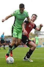 Colchester United loanee Aaron Collins returns to parent club Wolves |  Gazette