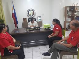 Mayor Priscilla Martin of Pugo, La Union... - Philippine Red Cross ...