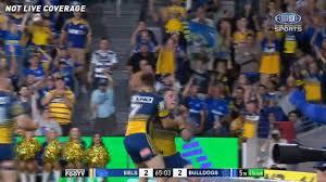 NRL Live Scores: Parramatta Eels vs ...