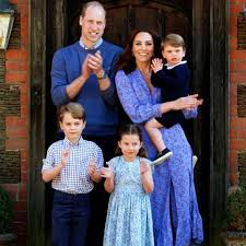 Kate Middleton and Prince William Took Their Children on Vacation