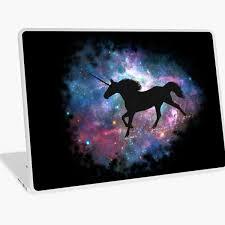 Unicorn Laptop Skins Redbubble