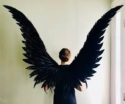 cosplay wearable maleficent angel wings