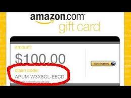 free amazon gift card codes make