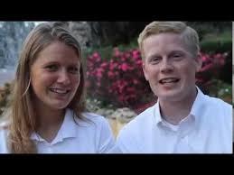David & Priscilla Say Hello! - YouTube