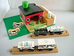thomas wooden train sodor water works